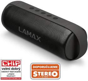 LAMAX MusiCan1 Gray