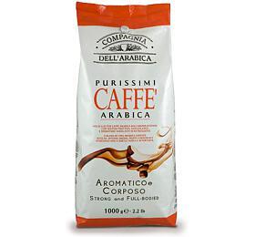 CAFFÉ CORSINI 100% ARABICA coffee beans 1000 g