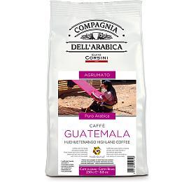 CAFFÉ CORSINI GUATEMALA HUEHUETENANGO HIGHLANDkávová zrna 250g