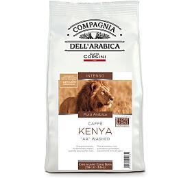 CAFFÉ CORSINI KENYA kávová zrna 250g