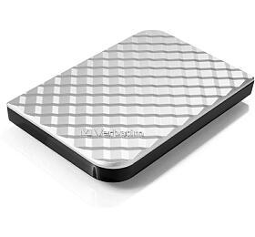 Verbatim Store 'n' Go GEN2 2TB, USB 3.0 - stříbrný