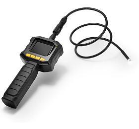 Technaxx Endoskopická videokamera, vodotěsná smonitorem, černá