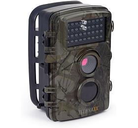 Technaxx fotopast Wild Cam -bezpečnostní kamera pro vnitřní ivnější použití, kamufláž