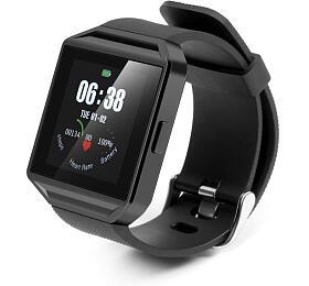 Technaxx TrendGeek Smartwatch s měřením tepové frekvence