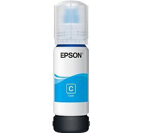 106 EcoTank Cyan ink bottle