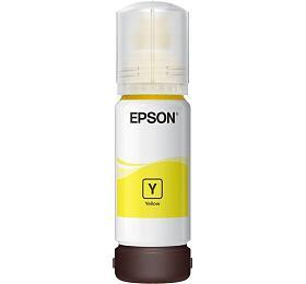 106 EcoTank Yellow ink bottle