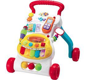 Chodítko s piánkem Buddy Toys BBT 6040