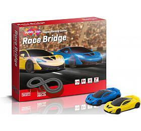 Autodráha Buddy Toys BST 1263 Race Bridge