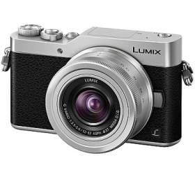 Panasonic Lumix DC-GX800 + 12-32mm stříbrný