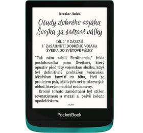E-book POCKETBOOK 627 Touch Lux 4,Emerald