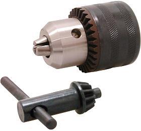 Sklíčidlo s ozubeným věncem B16; 3 - 16 mm GÜDE