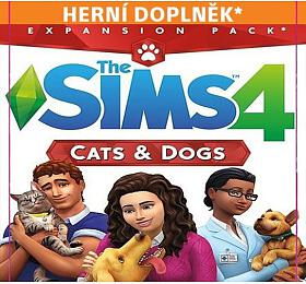 XONE - THE SIMS 4 + CATS & DOGS