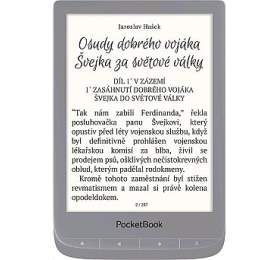 E-book POCKETBOOK 627 Touch Lux 4,Silver