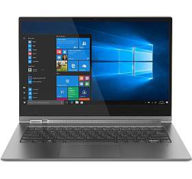 "Lenovo Yoga C930-13IKB i5-8250U, 8GB, 256GB, 13.9"", Full HD, bez mechaniky, Intel UHD 620, BT, FPR, CAM, W10 Home  - šedý"