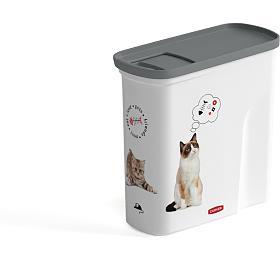 Curver kontejner na krmivo kočky, 2l