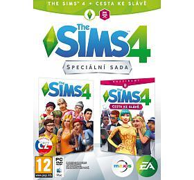 PC -The Sims 4+ Cesta keslávě -bundle
