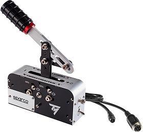 Thrustmaster Sekvenční řadící páka a ruční brzda TSSH Sparco pro PC/PS3/PS4/Xbox One