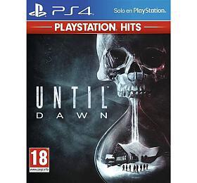 PS4 -Until Dawn HITS