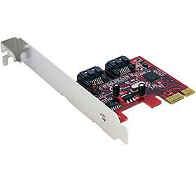 """DELL 2-Portový PCI-Express SATA řadič pro rozšíření serveru T20 na4x 3.5"""" +2x 2.5"""" disky/ pro PowerEdge T20/ T30"""