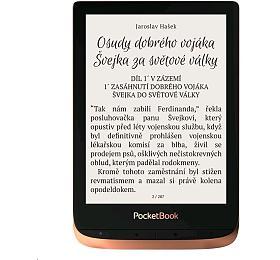 E-book POCKETBOOK 632 Touch HD3, Spicy Copper, 16GB