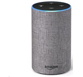 Amazon Echo Heather Grey