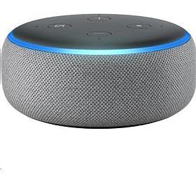 Amazon Echo Dot Heather Grey