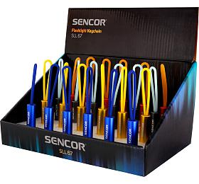 Sencor SLL 67 LED 4C 24 ks