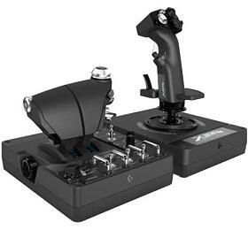 Logitech GX56 HOTAS RGB Throttle and Stick Simulation Controller -USB -EMEA -X56 FOR EMEA