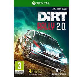 XONE -DiRT Rally 2.0