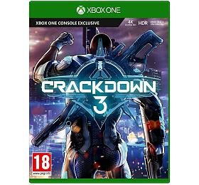 XBOX ONE - Crackdown 3