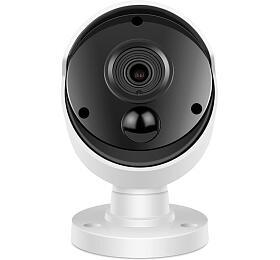 iGET HGPRO838 -CCTV FullHD 1080p kamera, SMART detekce pohybu, IP66, BNC+Jack, noční IRpřísvit 30m