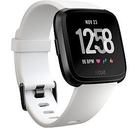 Fitbit Versa - White Band / Black Case