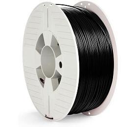 Verbatim PET-G struna 1,75 mmpro 3Dtiskárnu, 1kg, černá