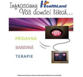 Kruhová barevná terapie HealthLand