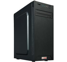 HAL3000 Enterprice Gamer / Intel i3-8100/ 8GB/ GT 1030/ 1TB HDD/ DVD/ W10