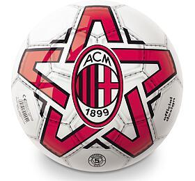 ACRA 06/173 Potištěný míč licenční A.C.MILAN 230 mm