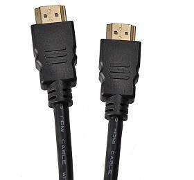 Solight HDMI kabel sEthernetem, blistr, 1m