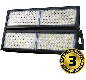 Solight LED venkovní reflektor Pro+, 200W, 22000lm, 5000K, AC230V, černá