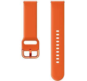 Samsung Sportovní řemínek pro Watch Active, Orange