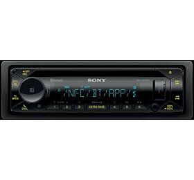 SONY MEX-N5300BT CD/mp3 přehrávač do automobilu s technologií NFC/Bluetooth®