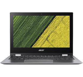 "Acer Spin 1 - 11,6T""/N5000/4G/eMMC64GB/W10S šedý + stylus"