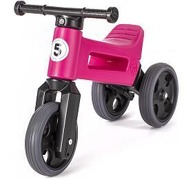Funny Wheels Rider Sport 2v1 růžové