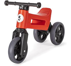 Funny Wheels Sport 2v1 červené