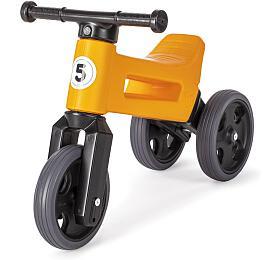 Funny Wheels Sport 2v1 oranžové