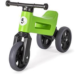 Funny Wheels Rider Sport 2v1 zelené