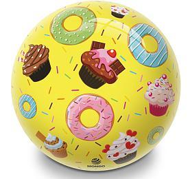 Potištěný míč DONUT - 230 mm