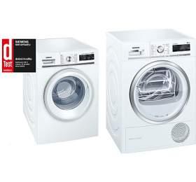 Siemens WM14W540EU +Sušička prádla Siemens WT47W591