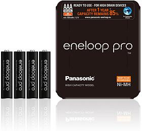 Panasonic HR03 AAA 4HCDE/4LE ENELOOP PRO Sliding P