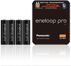 Panasonic HR6 AA3HCDE/4L ENELOOP PRO Sliding Pack