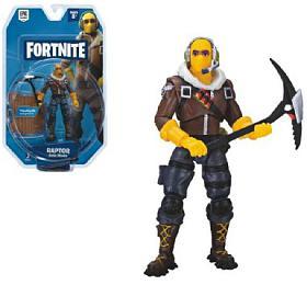 Fortnite figurka Raptor plast 10cm vblistru 8+